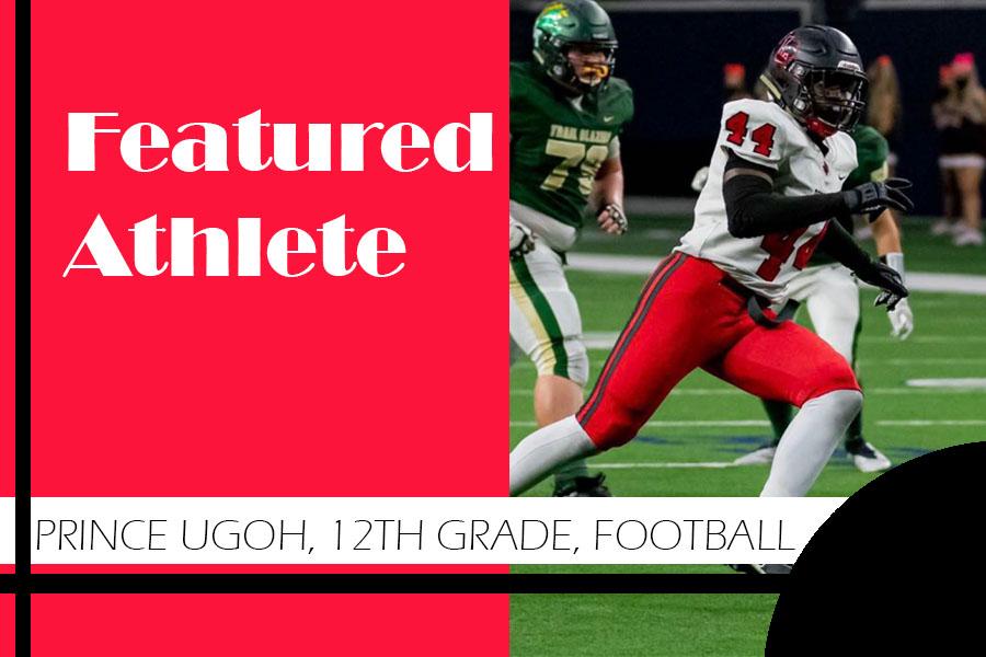 Feature Athlete: Prince Ugho