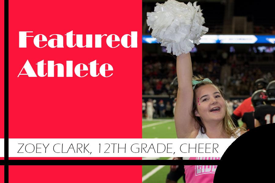 Feature Athlete: Zoey Clark