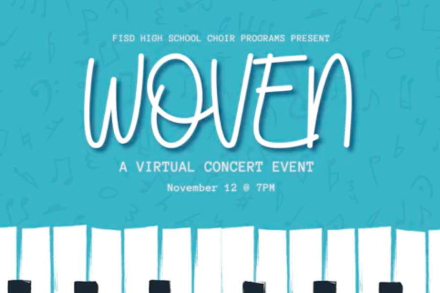 Unable to do a traditional choir concert due to COVID-19 restrictions, the FISD choir department has joined students to create a virtual concert experience on Thursday at 7 p.m.