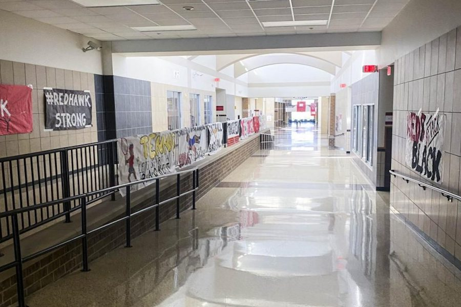 When the new semester starts after winter break, students' decisions on their learning environment, if they chose to make changes, will come into effect.