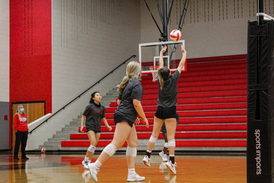 Volleyball continues their season after a 3-0 win in their last match. The team looks to continue this streak in their next game taking place today in Duncanville.