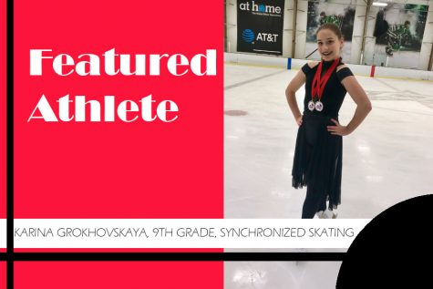 Featured Athlete: Karina Grokhovskaya