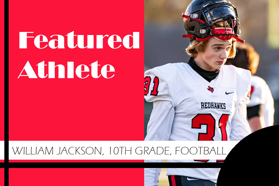 Featured Athlete: William Jackson