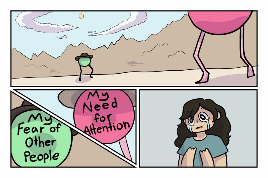 Personal battles