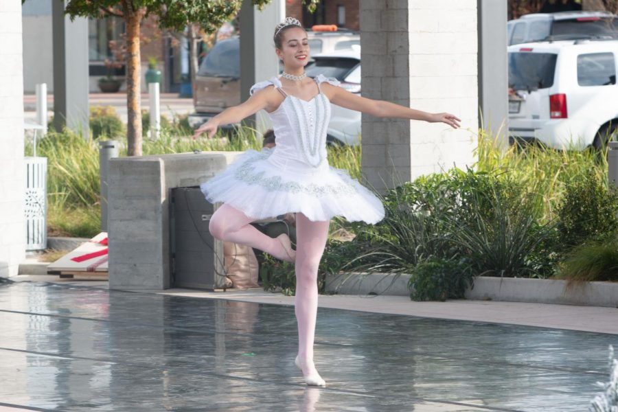 Many local dance studios find ways to keep the holiday spirit alive by continuing Nutcracker ballet productions amidst pandemic.