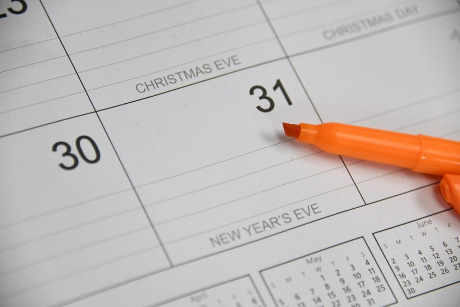 Guest Contributor Saachi shares her views on writing resolutions for New Year's.