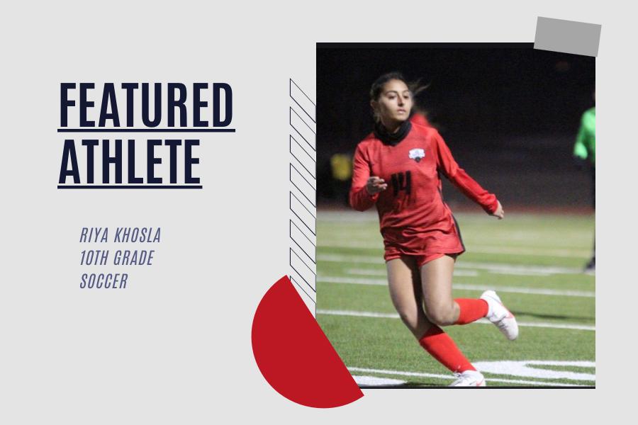 Featured Athlete: Riya Khosla