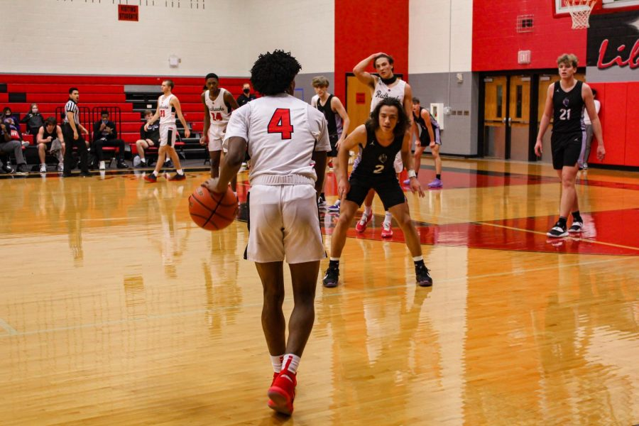 With the boys last basketball game tipping off at 8:00 p.m. they hope to end their season on a high note. The team takes on Wakeland High School away.