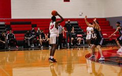 Both boys and girls basketball took on the Coyotes Tuesday night The girls team were able to cage them, while the boys fell short.