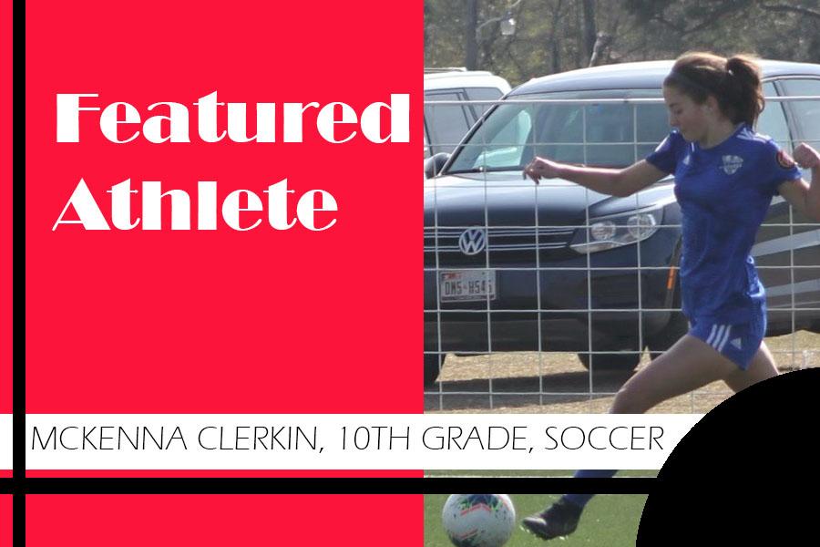 Featured Athlete: McKenna Clerkin