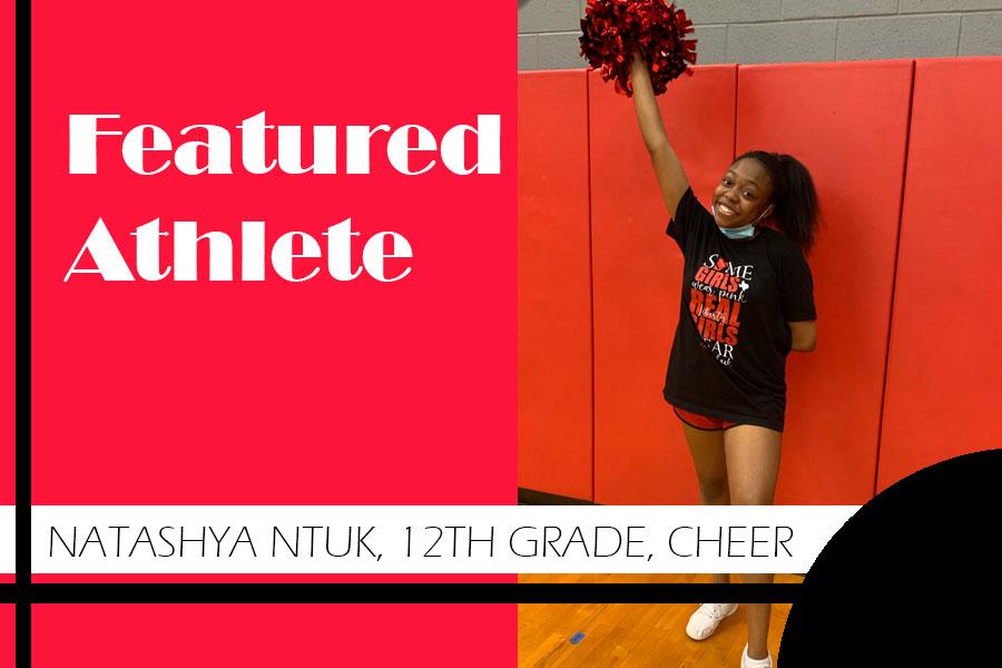 Featured Athlete: Natashya Ntuk