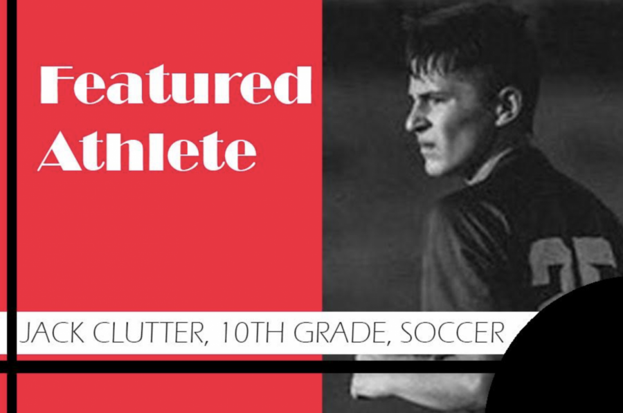 Featured Athlete: Jack Clutter