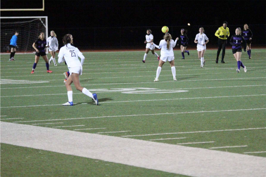 Both boys and girls teams took home a win Tuesday night against the Coyotes. The girls won 6-2, and the boys won 2-0.