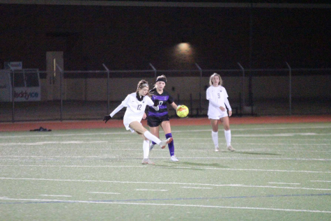 After both boys and girls soccer teams fell short to the Titians Friday night, the teams are hoping to beat the Coyotes. The girls play at home at 5:30 p.m., while the boys play away at 7:15 p.m.
