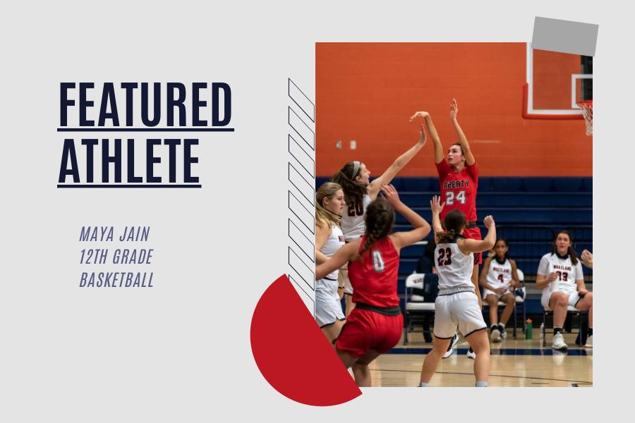 Featured Athlete: Maya Jain