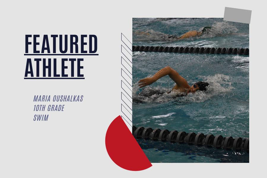 Featured Athlete: Maria Oushalkas