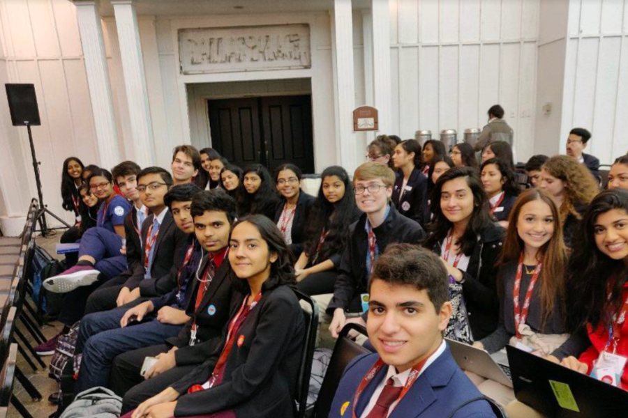 After months of studying and preparing for their respective events, Redhawk HOSA members attended a virtual ceremony on Wednesday to celebrate area results and those advancing to state competition.