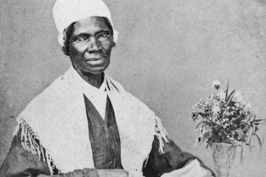 Born a slave in 1797, Sojourner Truth was an abolitionist, activist, and intersectional feminist.