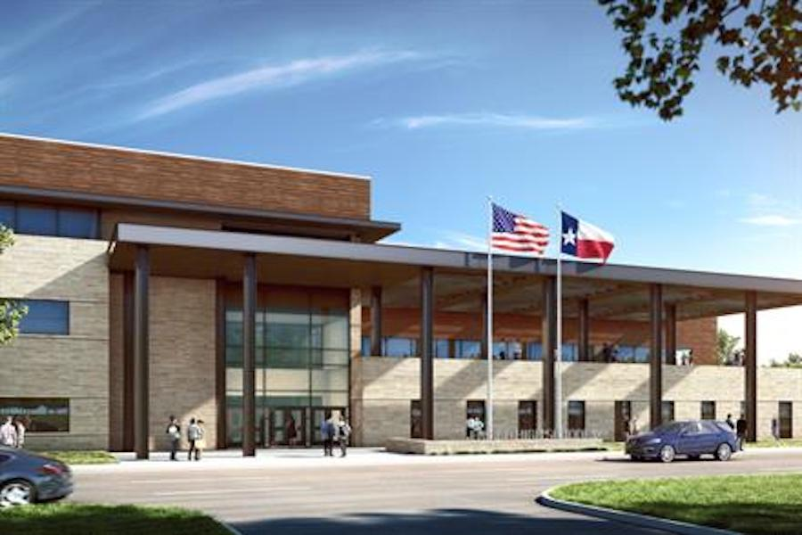 Frisco ISD's Board of Trustees revealed during Monday's board meeting that Panther Creek is the name of high school #12. The school is under construction Northeast of Teel Parkway near the future PGA Headquarters and golf courses, and named after the creek that will border the campus.