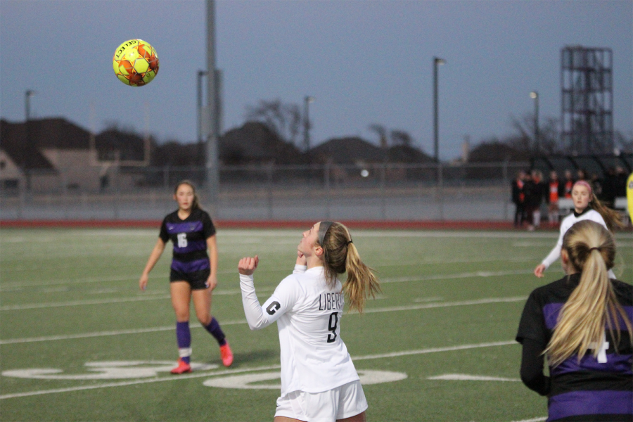 After coming off a 2-1 lose against Wakeland Tuesday night, both teams are looking for redemption. The teams take on the Centennial High School both away Wednesday night, girls at 5:30 p.m. and boys at 7:30 p.m.