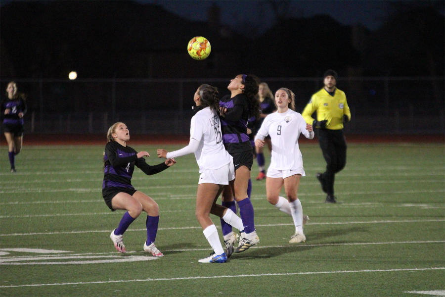 Second round of district play begins for soccer