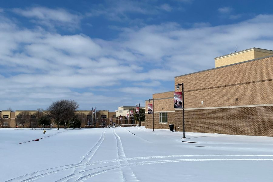 school snow1