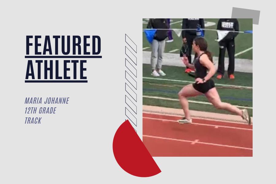 Featured Athlete: Maria Johanne