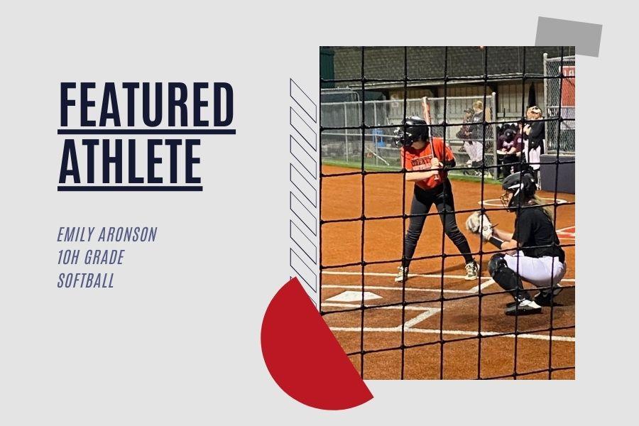 Featured Athlete: Emily Aronson