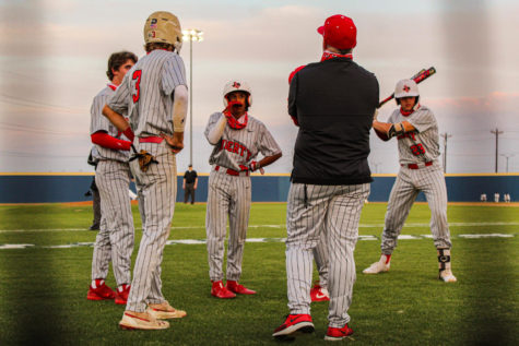 With only three games left for the Redhawks in the 2021 District 9-5A season, the team takes on Frisco Friday at 5 p.m. The Redhawks enter the game riding an eight game winning streak.