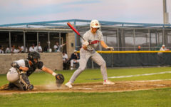 Although losing to Wakeland in their last game, the Redhawk baseball team maintains its spot as first as it continues out its next three games, which will determine it's standing in districts.
