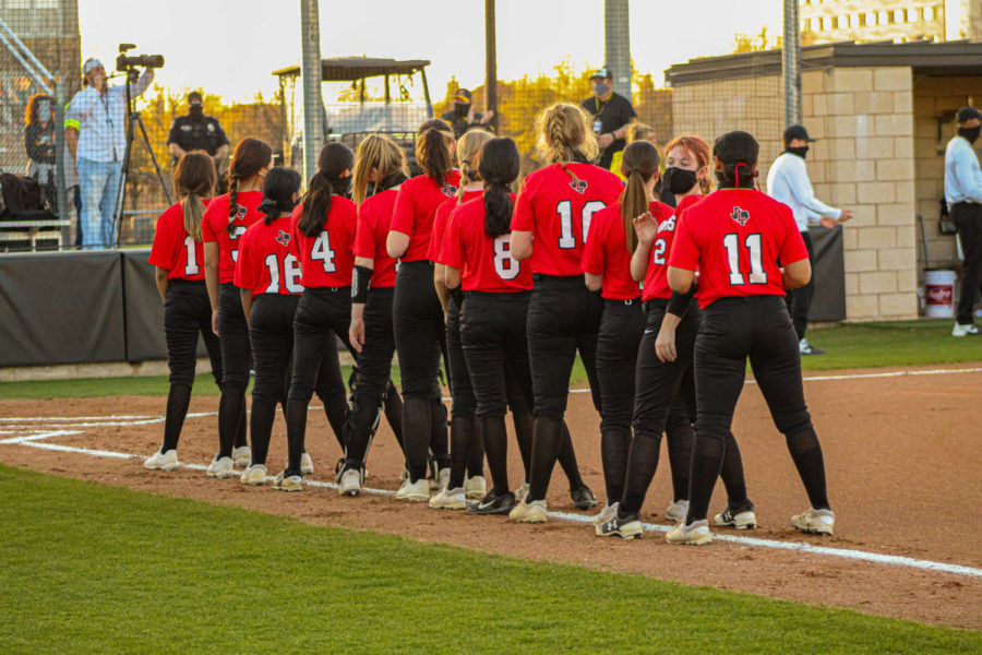 Facing off against Lone Star in the final softball game of the year, the Redhawks lost 23-3, leaving the team winless in District 9-5A.