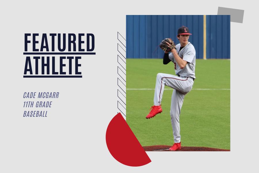 Featured Athlete: Cade McGarrh