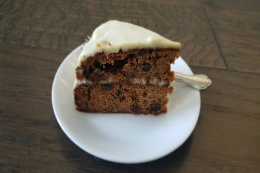 In this weeks Goodbye Gluten, Girish creates a carrot cake to satisfy the sweet tooth with a gluten-free recipe.