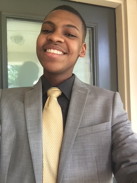 Senior Armaan Coleman shares his passion for band in this weeks addition of Artistic Expressions.