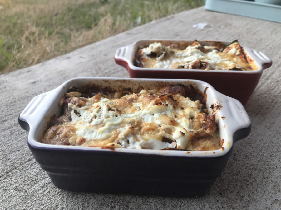 Simple yet versatile, in this weeks Goodbye Gluten, junior Ashvita Girish guides through her gluten-free baked pasta recipe. It contains fresh ingredients like zucchini and mushrooms, but the dish can be altered in numerous ways to ones liking.