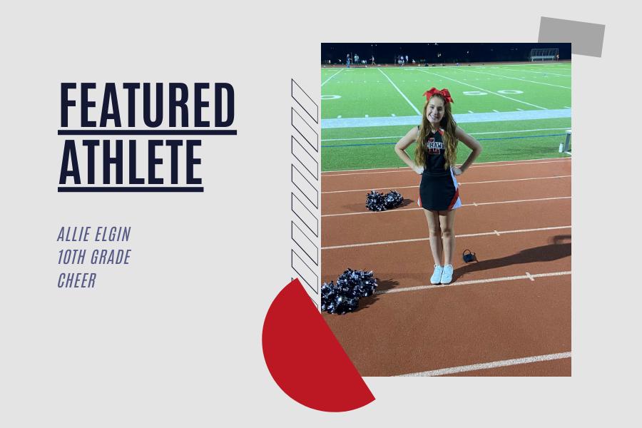 Featured Athlete: Allie Elgin