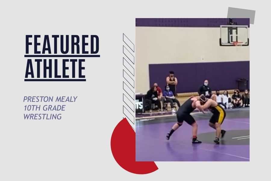 Featured Athlete: Preston Mealy
