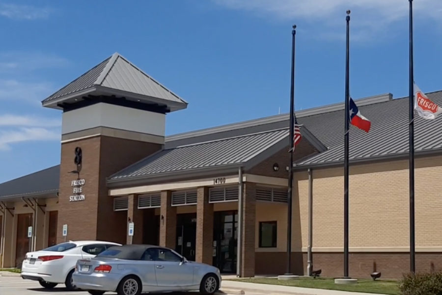 Frisco Fire Station #8 is just one of many polling locations within Collin County that opened for early voting Monday. Early voting runs until April 27 for the May 1 election with two Frisco ISD Board of Trustee places on this year's ballot.