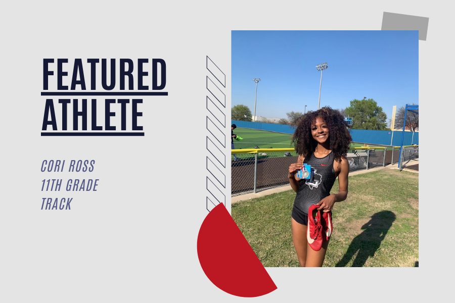 Featured Athlete: Cori Ross