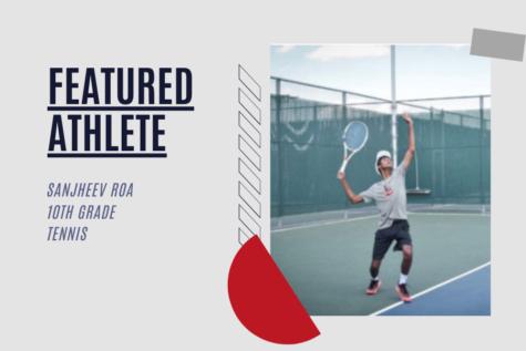Featured Athlete: Sanjheev Rao