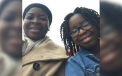 With her mother immigrating to the U.S. from Ghana in the late 80's, freshman Faith Brocke has a unique perspective as first generation American-born Black child.