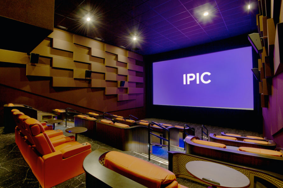 Many movie theaters are beginning to follow IPICs footsteps in showing old films.