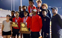 Counting down the last 5 days of school, Wingspan looks at the top sports moments on the year. Coming in at number 1, track takes home a state title for the boys.