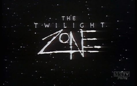 The Twilight Zone transitions into 1985
