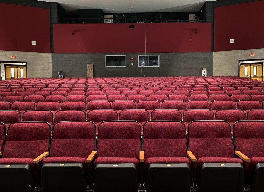 Auditorium upgrades theater