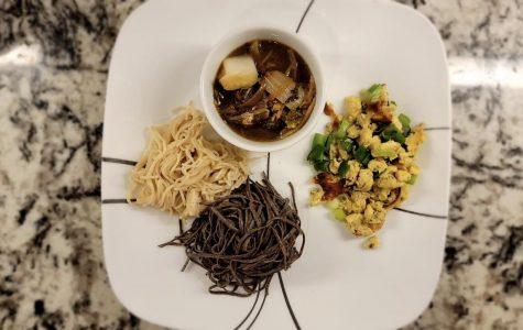Black Bean Noodle Stir-Fry