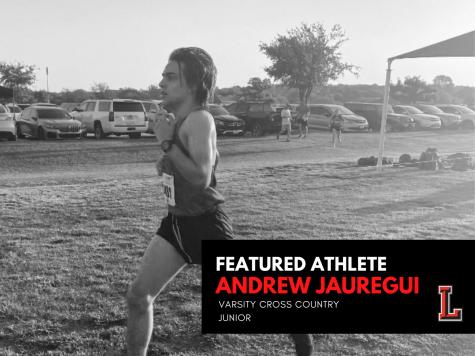 Featured Athlete: Andrew Jauregui