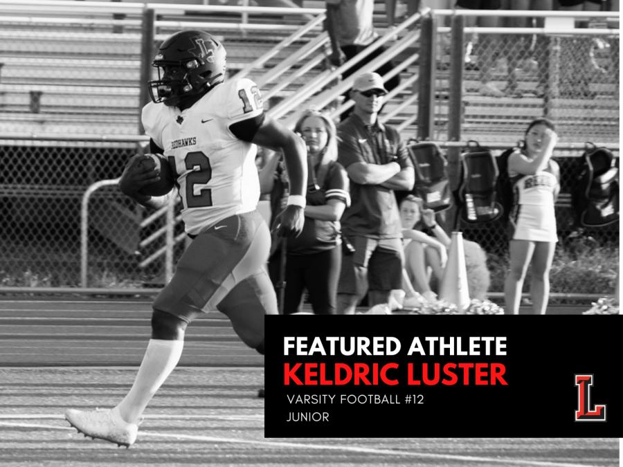 Featured Athlete: Keldric Luster
