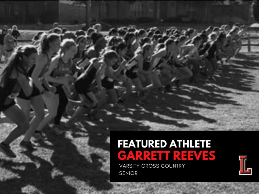 Featured Athlete: Garrett Reeves