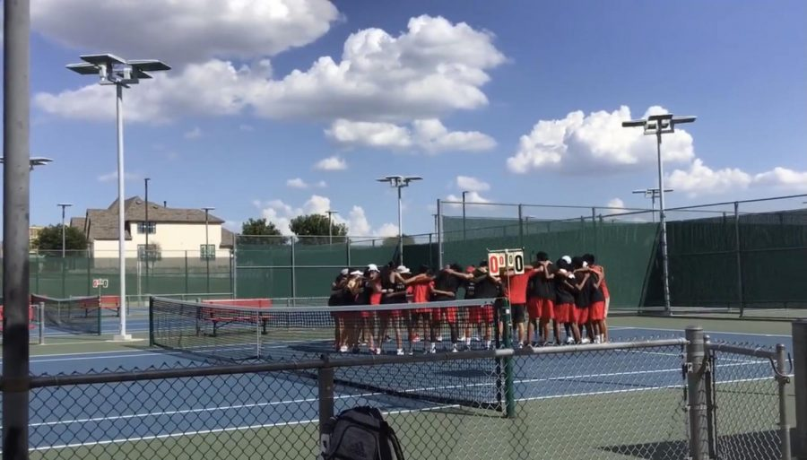 The Redhawks fell short to the Trail Blazers 14-5 in a match on Tuesday. The team looks to continue to improve their score in their upcoming match on Friday.